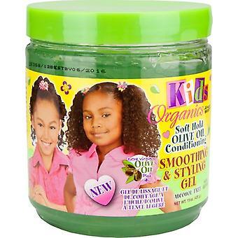 Afrikas bästa Kids Organics Olive Oil stylinggel 426g