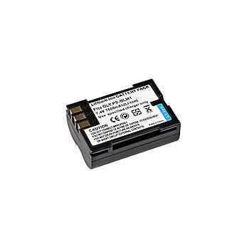 Batteria sostitutiva BRESSER Litio-Ion per Olympus PS-BLM1