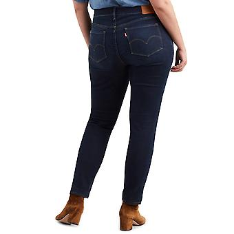 Womens Levi ' s 311 plus Shaping skinny jeans i Arcade Night
