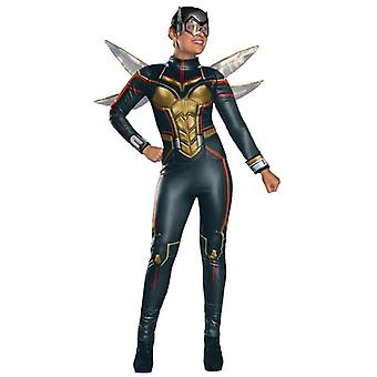 Women Wasp Costume - Ant-Man and the Wasp