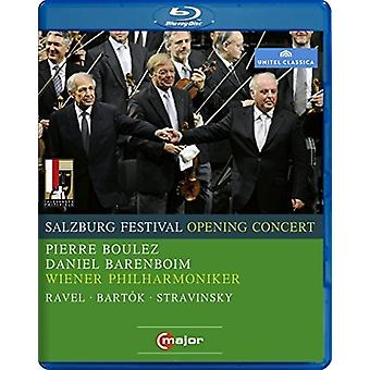 Salzburg Festival Opening Concert 2008 [BLU-RAY] USA import