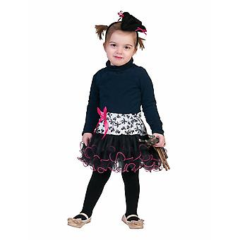 Mini Piratin Kleinkinderkostüm Seeräuberbaby Kostüm Kinder Fasching