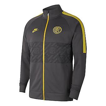 2019-2020 Inter Milan Nike I96-Jacket (grijs)