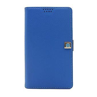 Small Universal Slider Folio Blue