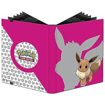 Ultra Pro - Pokémon - Eevee 2019 9-Pocket Pro - Samlarpärm