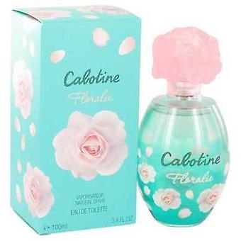 Cabotine Floralie By Parfums Gres Eau De Toilette Spray 3.4 Oz (women) V728-517928