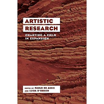 Artistic Research by Paulo de Assis