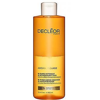 Limpeza e maquiagem bi-fase 400ml acalma peles sensíveis