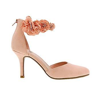 Tyrisha Floral Embellished Dress Heel