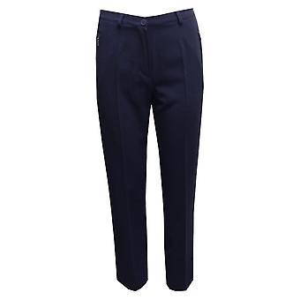 Robell Robell Navy Trouser Sahra 51562 5405 1 69 Perna Curta