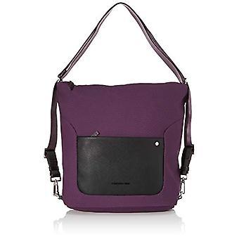 Mandarin Duck Camden Purple Woman Strap Bag (Plum Perfect) 32x37x14 cm (W x H x L)