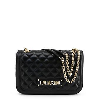 Love moschino women's crossbody väska olika färger jc4000pp18la