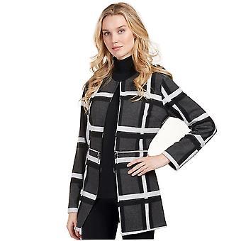 FRANK LYMAN Jacket 183640 Black With Grey