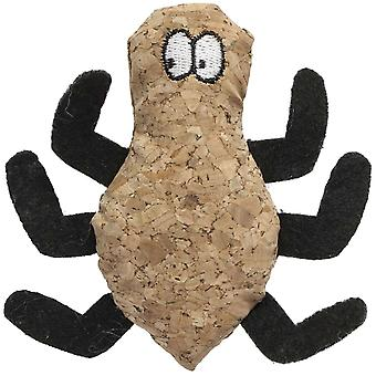 Ica Spider Cork (Cats , Toys , Plush & Feather Toys)