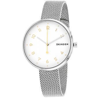 Skagen Damen's Signatur Silber Uhr - SKW2623