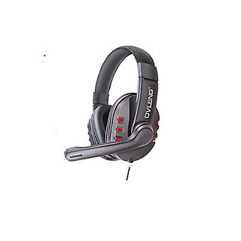Ovleng X6 Wired Stereo Headphone With Microphone