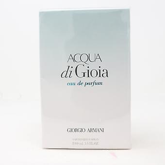 אקווה די גיאויה מאת ג'ורג'ו ארמני או דה פארום 3.4 עוז/100ml תרסיס חדש עם קופסה