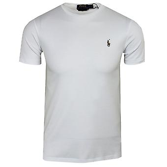 Ralph lauren men's white t-shirt