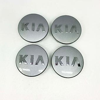 KIA03 - 58MM 4-pack Center Kåpor KIA