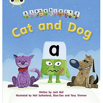 Cat and Dog: Alphablocks Phase 2 (Fiction)