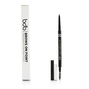Brows on point waterproof micro brow pencil blonde 208819 0.045g/0.002oz