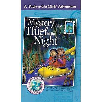Mystery of the Thief in the Night Mexico 1 by Diller & Janelle