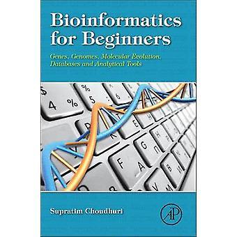 Bioinformatics for Beginners - Genes - Genomes - Molecular Evolution -