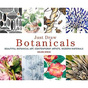 Just Draw Botanicals - Beautiful Botanical Art - Contemporary Artists