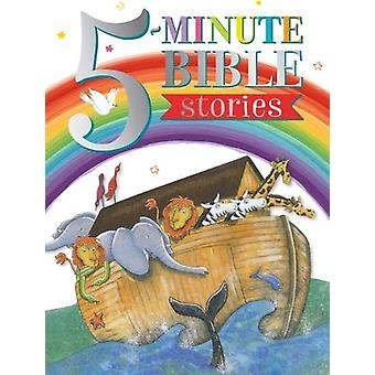 5 Minute Bible Stories by Mary Batchelor - 9781788930246 Book
