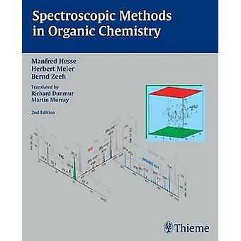 Spectroscopic Methods in Organic Chemistry - 2007 (2nd Revised edition