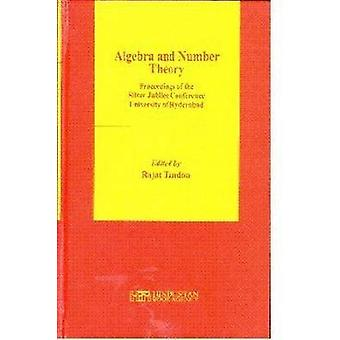 Algebra and Number Theory by Rajat Tandon - 9788185931579 Book