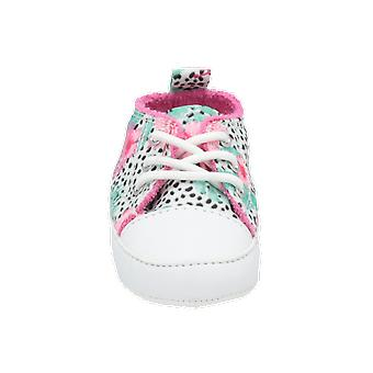 Vingino Lola Kids Girls Sneakers Green Gym Shoes Sports Running Shoes