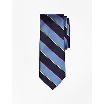 Brooks Brothers Men's Argyle And Sutherland Rep Blue Tie