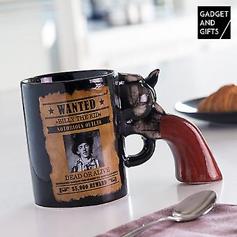 Cup gun Wanted Gadget and Gifts