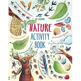 Nature Activity Book by Gemma Capdevila - 9781474952835 Book
