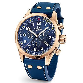 Montre chronographe TW Steel Swiss Volante SVS204 48 mm