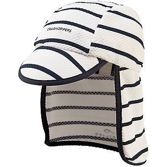 Craghoppers Boys NosiLife Agua Lightweight Summer Jersey Hat