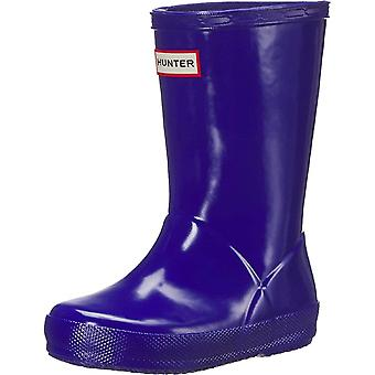 Hunter Kids First Toddler Classic Gloss Boots - Electric Storm
