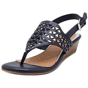 Rampage Women's Shoes Sachin Split Toe Casual Platform Sandals