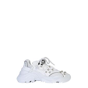 N°21 20esp00150015w001 Dames's White Leather Sneakers