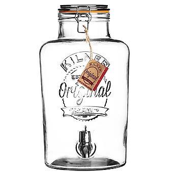 Kilner CLIP top italok adagoló
