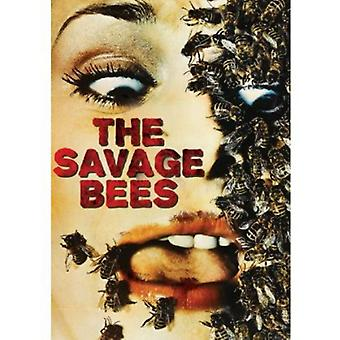 The Savage Bees [DVD] USA import
