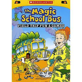 Field Trip Fun & Games [DVD] USA import
