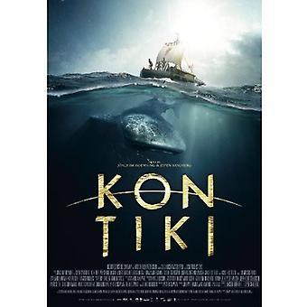 Kon-Tiki [BLU-RAY] USA import