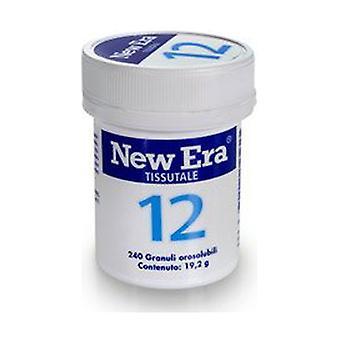 Schüssler 12 Kalciumsvavel 240 tabletter