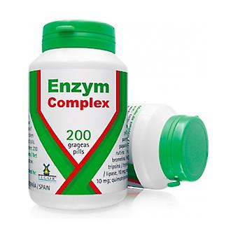 Enzym Complex 200 tablets