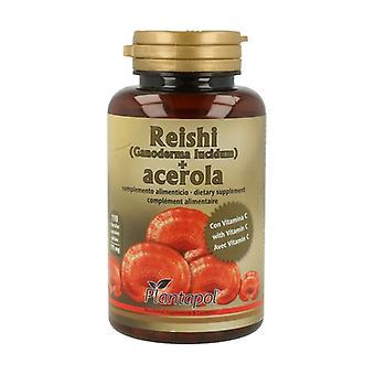 Reishi + Acerola 110 kapselia