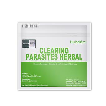 Unisex Natural Herbal Powder Formula For Killing Roundworm And Parasites To Protect Internal Organs