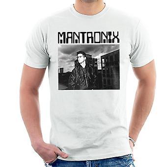 Mantronix Kurtis Shot Men's T-Shirt