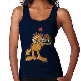 Garfield Love Food Women's Vest